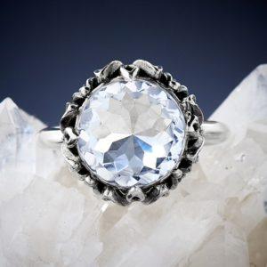 Алмаз и горный хрусталь: как различить?