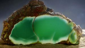 Камень хризопраз свойства